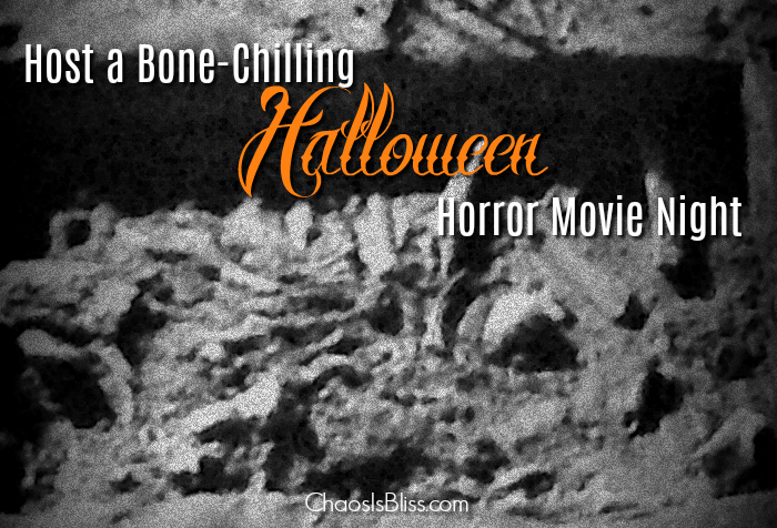 The creepy and gory, spooky and scary will soon show their masked faces. Follow these tips on how to host a bone-chilling Halloween Horror Movie Night!