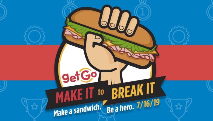 GetGo Make it to break it