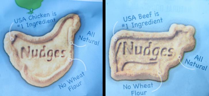 Nudges Protein Biscuits