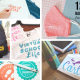 Amazing, crafty bloggers collaborated for this round-up of 12 DIY back to school personalized gifts that are sure to be fun and fancy!