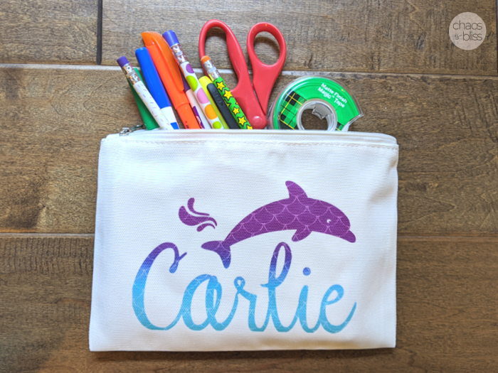 Life this summer has been less than easy, but if you have school-age kids I've got two easy Cricut back to school ideas sure to add a smile!